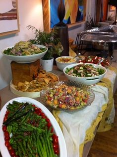 #HollysEventfulDining #Buffet #Party #Catering