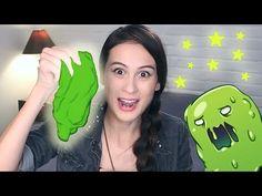 ZELF GLOW-IN-THE-DARK SLIJM MAKEN! || Let's try - YouTube
