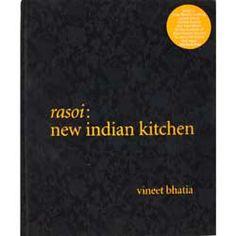 Rasoi: New Indian Kitchen - Vineet Bhatia Vineet Bhatia, Asian Cookbooks, Indian Kitchen, Cook Books, Curry, Cooking, Cucina, Curries, Indian Cuisine