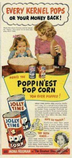 Jollytime Popcorn