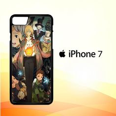 Studio Ghibli Howl'S Moving Castle Z0219 iPhone 7 Case