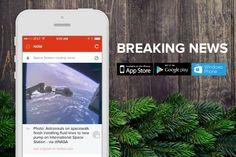 International Space Station, App Store Google Play, News Space, Top News, Nasa, Lightning, Free Apps, Tech, Holidays
