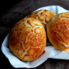 crackle buns