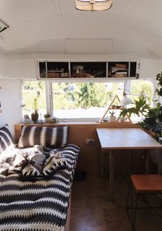Julies Unbelievable Airstream Trailer Shed And Art Studio
