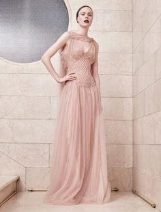 Goddess in rosa cipria