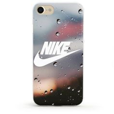 nike iphone case ❤ liked on Polyvore featuring accessories, tech accessories, nike, vintage iphone case, iphone cover case and iphone sleeve case