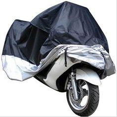 Kekexili-Housse de Protection Étanche Imperméable moto / vélo Couverture extérieur contre la pluie, la neige, la poussière et la saleté,…