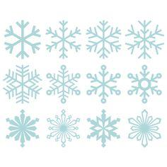 Bird's Free Svgs:  Snowflake SVGs