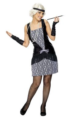 :) charleston costume