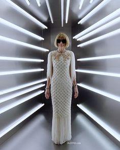 Manus x Machina: Video Portraits - The OP Life Milan Fashion Weeks, New York Fashion, London Fashion, Burning Man Art, Stockholm Street Style, Paris Street, Met Gala Red Carpet, Anna Wintour, Clubwear