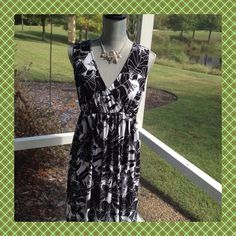 Maxi Dress. Cool & Very Comfortable!