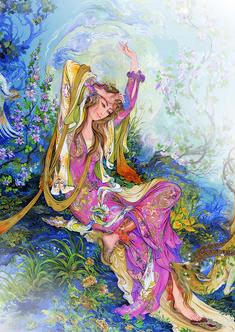 Goddesses art