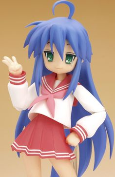 I am officially gonna name my daughter Konata