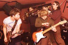 Koncert skupiny Kryštof v roce 2002. Music Instruments, Guitar, Musical Instruments, Guitars