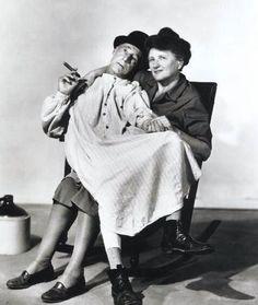 "Percy Kilbride and Marjorie Main - aka ""Ma and Pa Kettle"""