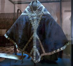 Vestments of St. Thomas à Becket, Treasury of Sens Cathedral (12th Century)