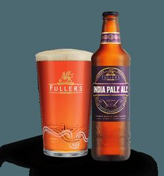 India Pale Ale; Discover the East with Our Spice Infused Ale - Fuller's