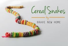 1 - Cereal Snakes by