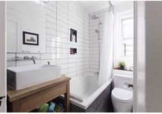 Two Washington Heights Bathroom Renovations Washington Heights - Standard bathroom renovation cost