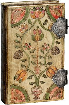 Beautiful ornate book binding - Quadragesimale Discipuli, 1489 Johann Herolt