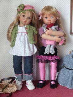 Louisa et Mareike