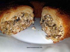 Najlepsze krokiety na świecie Spanakopita, Cheesesteak, Ethnic Recipes, Food, Meal, Eten, Meals