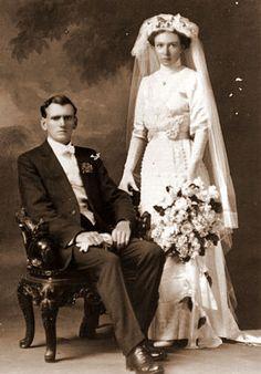 Wedding - 1913