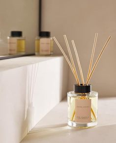 Zara Home, Diffuser, Sticks, Pure Products