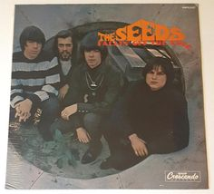 The Seeds Fallin' Off The Edge STILL SEALED GNP LP 2107 [42164] - $24.99 : Vinyl Frontier Music, - Rare Records, CDs, posters, memorabilia, and more