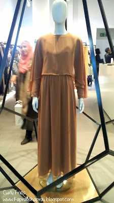 Cape dress by Inayah Collection
