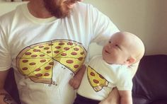 10 T-Shirt Pairs That Are Just Brilliant! (10 Pics)