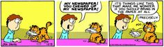 Garfield & Friends   The Garfield Daily Comic Strip for December 09th, 1982