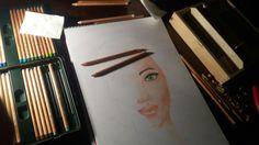 Woman in progress