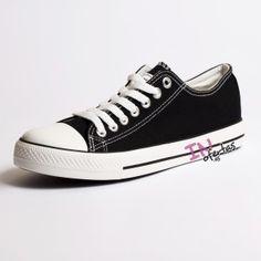 Zapatillas estilo C negras para Hombres