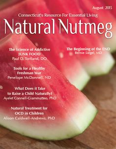 Dr. Leondires Authored #Lyme Disease and #Infertility in Natural Nutmeg