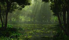 nature swamp - Поиск в Google