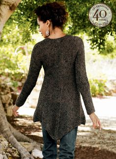 With a nod to Bohemian style, our easy, homespun tunic is loosely knit of tweeded, undyed alpaca yarns into a silhouette that fits through the sleeves and bodice then flares to a poncho style hem. Hippie Style, Bohemian Style, My Style, Bodice, Neckline, Peruvian Connection, White Gloves, White Tops, Yarns