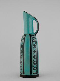 Michael Andersen. Retro, Flasks, Pots, Bottles, Art Deco, Pottery, Clay, Inspiration, Image