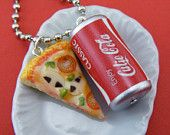 polymer clay food jewelry