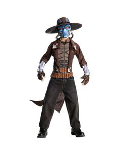Boys Star Wars Cad Bane Costume Halloween Child Kids Small 4-6 for 3-4 years  #Rubies #CompleteCostume