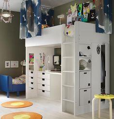 camas infantiles altas catalogo ikea 2016                                                                                                                                                                                 Más