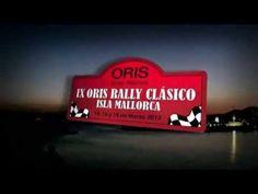 Oris - Classic Rally Isla Mallorca video on Presentwatch