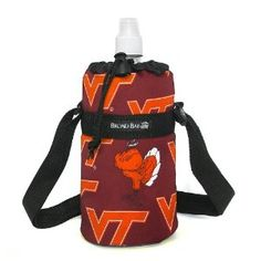 Virginia Tech Water Bottle Holder Hokies Sport Bottles - GIFT IDEA for Fitness Golf Golfers Soccer Workout Gifts and Gift Ideas For Him Her Athletes Man Men, Women, Ladies Alumni Runners Joggers (Misc.)  http://www.99homedecors.com/decors.php?p=B001AVOYAA  B001AVOYAA