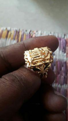 Mens Gold Bracelets, Mens Gold Rings, Gold Rings Jewelry, Rings For Men, Dad Rings, Men's Jewelry, Jewelery, Mens Ring Designs, Gold Ring Designs