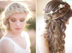 60 Most Romantic Wedding Long, Medium and Short Hairdo