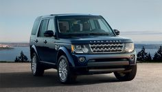 2015 Land Rover LR4 HSE Luxury in Loire Blue