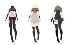 [Closed]Naruto Outfit adopt batch 1 by AzaHana on DeviantArt Anime Outfits, New Outfits, Cool Outfits, Fashion Outfits, Fashion Design Drawings, Fashion Sketches, Naruto Clothing, Ninja Outfit, Clothing Sketches