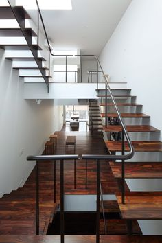 42 Best Open Riser Staircases Images In 2019 Modern Stairs Stair