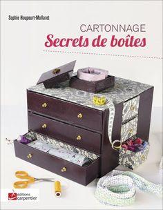 Cartonnage - secret de boites
