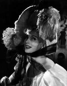 Portrait of Zsa Zsa Gabor for Moulin Rouge directed by John Huston, 1952